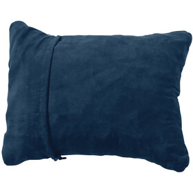 Therm-a-Rest Compressible Almohada L, denim